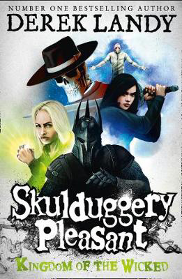 Picture of Kingdom of the Wicked (Skulduggery Pleasant, Book 7)