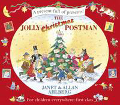 Picture of The Jolly Christmas Postman