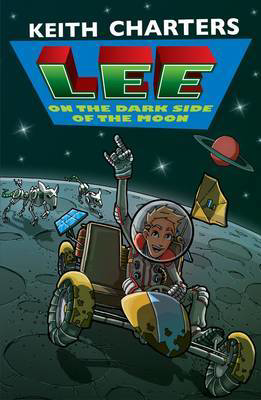 Picture of Lee on the Dark Side of the Moon