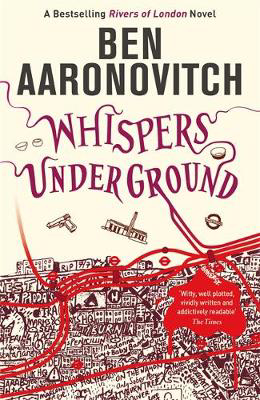 Picture of Whispers Under Ground: The Third Rivers of London novel