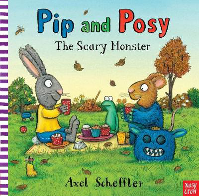 Picture of Pip and Posy: The Scary Monster