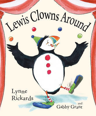 Picture of Lewis Clowns Around
