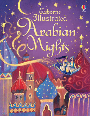 Picture of Illustrated Arabian Nights