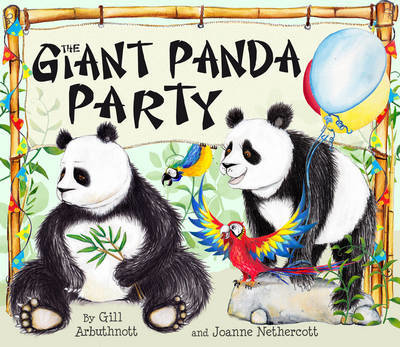 Picture of The Giant Panda Party