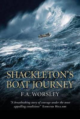 Picture of Shackleton's Boat Journey