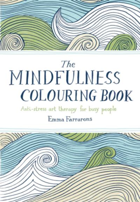 Picture of The Mindfulness Colouring Book: Anti-stress Art Therapy for Busy People