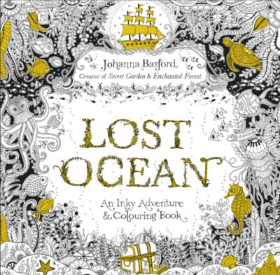 Picture of Lost Ocean: An Inky Adventure & Colouring Book