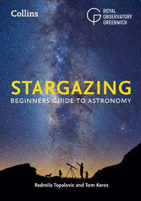 Picture of Collins Stargazing: Beginners guide to astronomy