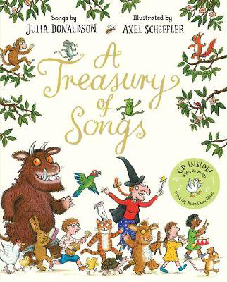 Picture of A Treasury of Songs: Book and CD Pack