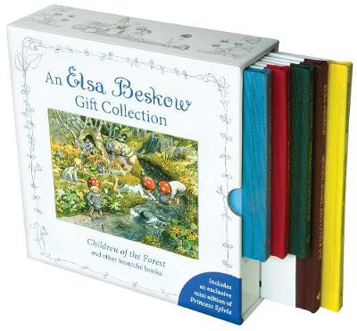 Picture of An Elsa Beskow Gift Collection: Children of the Forest and other beautiful books