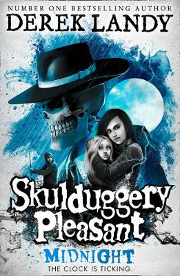 Picture of Midnight (Skulduggery Pleasant, Book 11)