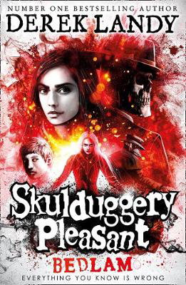 Picture of Bedlam (Skulduggery Pleasant, Book 12)