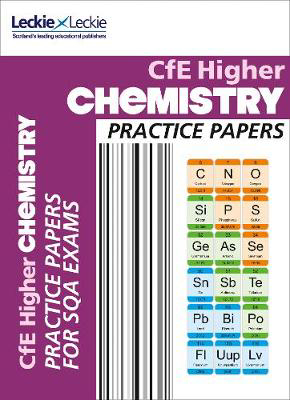 Picture of Practice Papers for SQA Exam Revision - Higher Chemistry Practice Papers: Prelim Papers for SQA Exam Revision