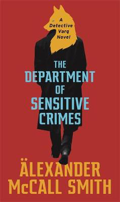 Picture of The Department of Sensitive Crimes: A Detective Varg novel