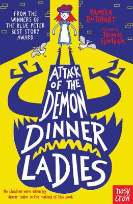 Picture of Attack of the Demon Dinner Ladies