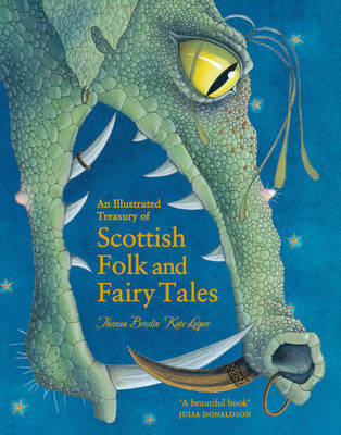 Picture of An Illustrated Treasury of Scottish Folk and Fairy Tales