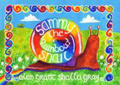 Picture of Sammy the Rainbow Snail