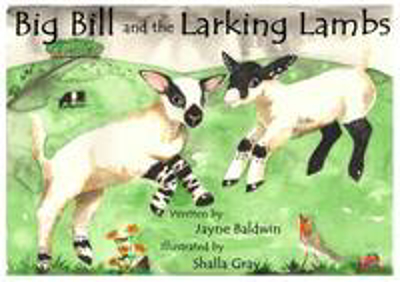 Picture of Big Bill and the Larking Lambs