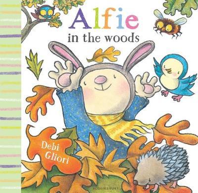 Picture of Alfie in the Woods