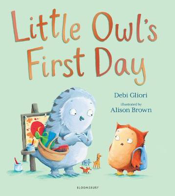 Picture of Little Owl's First Day