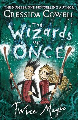 Picture of The Wizards of Once: Twice Magic