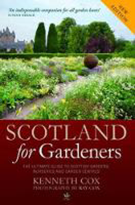 Picture of Scotland for Gardeners: The Guide to Scottish Gardens, Nurseries and Garden Centres