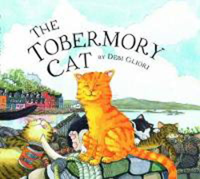 Picture of The Tobermory Cat Postal Book