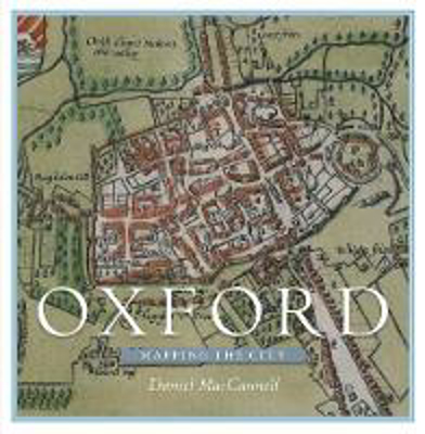 Picture of Oxford: Mapping the City