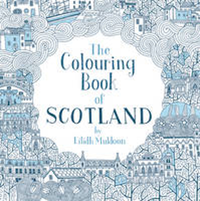 Picture of The Colouring Book of Scotland