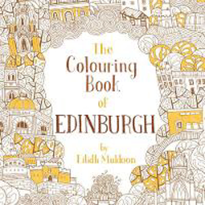 Picture of The Colouring Book of Edinburgh