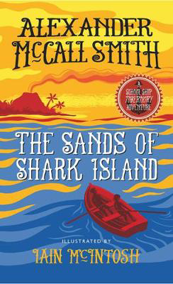 Picture of The Sands of Shark Island: A School Ship Tobermory Adventure (Book 2)