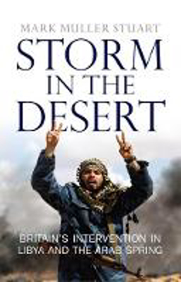 Picture of Storm in the Desert: Britain's Intervention in Libya and the Arab Spring