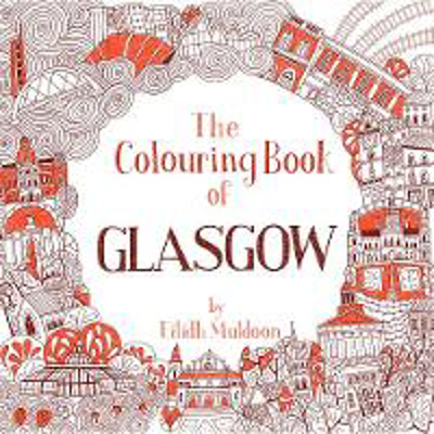 Picture of Colouring Book of Glasgow
