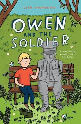 Picture of Owen and the Soldier