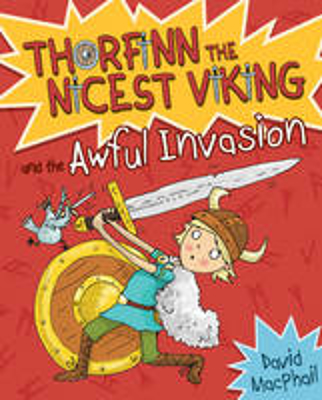 Picture of Thorfinn and the Awful Invasion