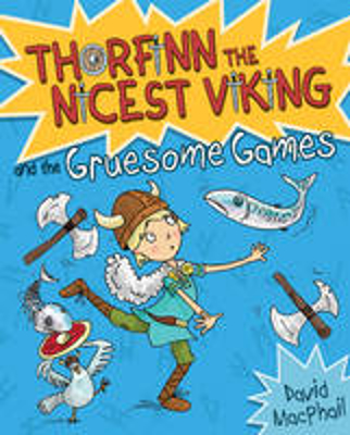 Picture of Thorfinn and the Gruesome Games