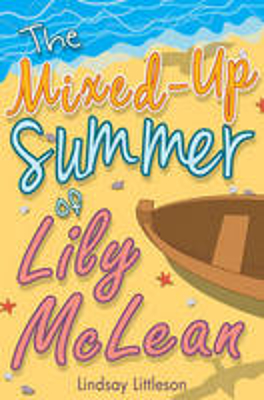 Picture of The Mixed-Up Summer of Lily McLean
