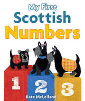 Picture of My First Scottish Numbers