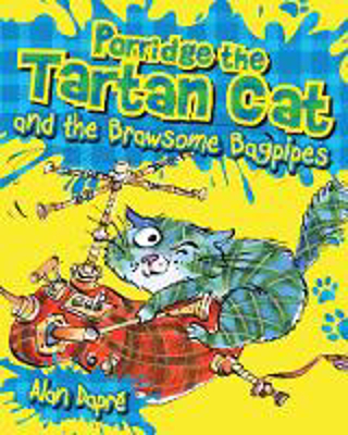 Picture of Porridge the Tartan Cat and the Brawsome Bagpipes