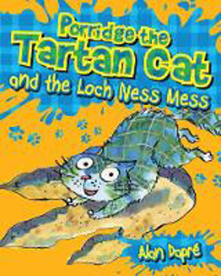 Picture of Porridge the Tartan Cat and the Loch Ness Mess