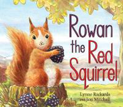 Picture of Rowan the Red Squirrel