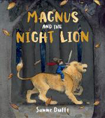 Picture of Magnus and the Night Lion