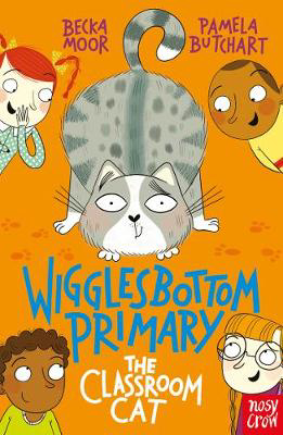 Picture of Wigglesbottom Primary: The Classroom Cat