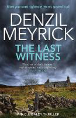Picture of The Last Witness: A D.C.I. Daley Thriller