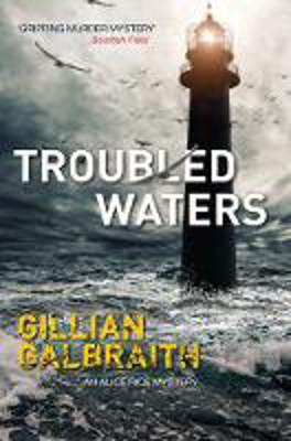 Picture of Troubled Waters: An Alice Rice Mystery