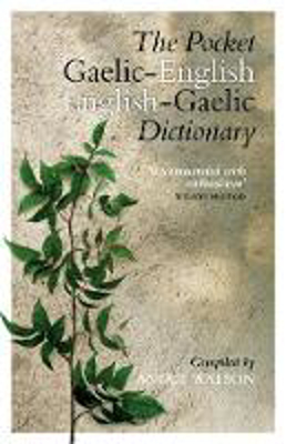 Picture of The Pocket Gaelic-English English-Gaelic Dictionary