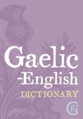 Picture of Gaelic - English Dictionary