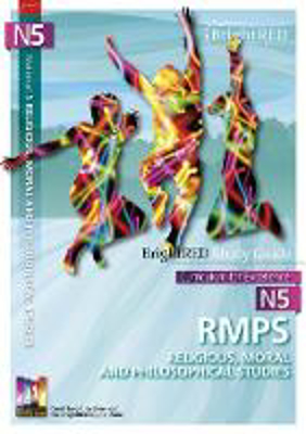 Picture of BrightRED Study Guide National 5 RMPS (Religious, Moral and Philosophical Studies)