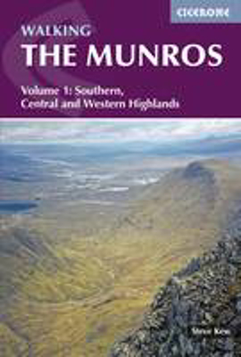 Picture of Walking The Munros Vol 1 Southern C