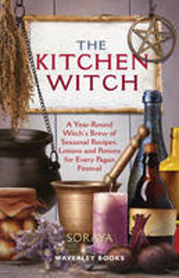 Picture of The Kitchen Witch: A Year-round Witch's Brew of Seasonal Recipes, Lotions and Potions for Every Pagan Festival